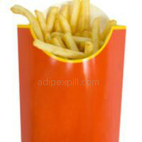Why am I addicted to fries