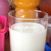 Low Fat Alternatives to Cow Milk
