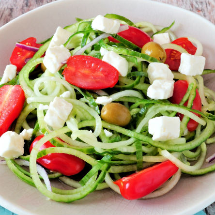how to use a spiralizer to lose weight